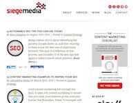 Siege Media Blog