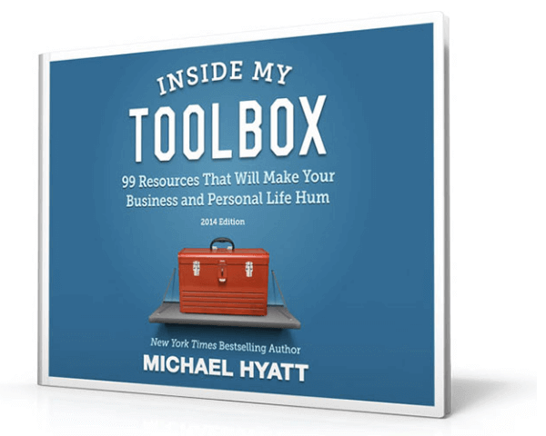 Michael Hyatt's Lead Magnet