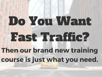 Fast Traffic 1K Ad