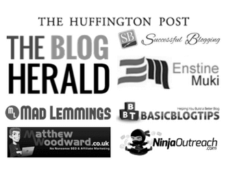 As Seen On...Blogging Aid