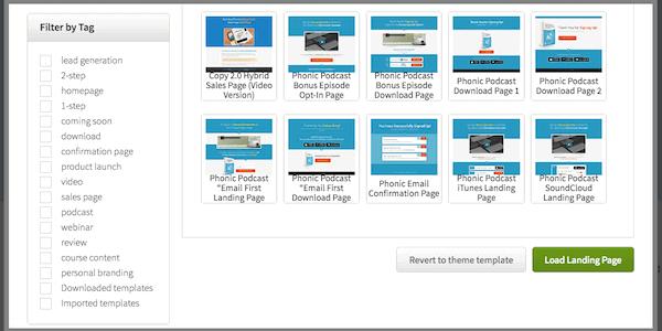 Best WordPress Landing Page Plugins For Blogging Aid - Sales page template wordpress