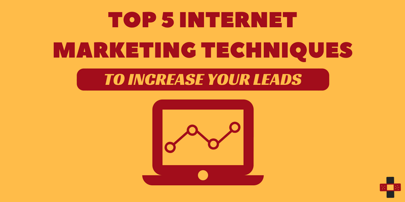 Top 5 Internet Marketing Techniques