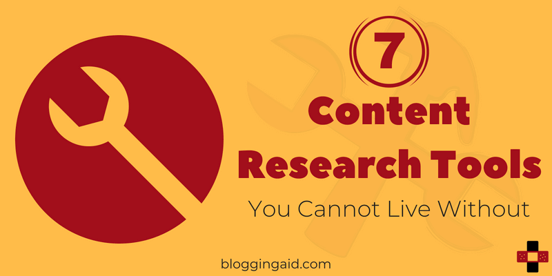 7 Best Content Research Tools