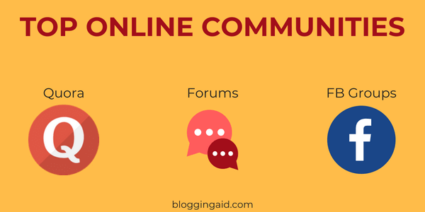 Top Online Communities