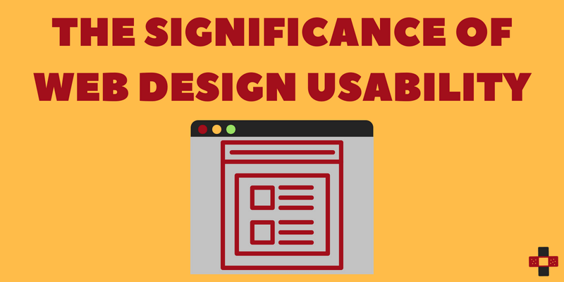 Web Design Usability - Infographic